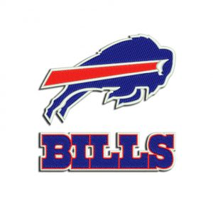Bills embroidery