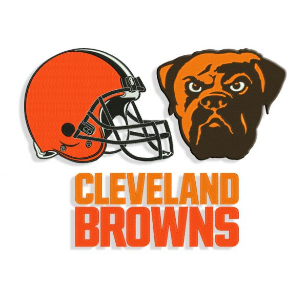 Browns embroidery