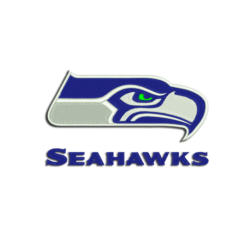 Seattle Seahawks Machine Embroidery Designs And Svg Files