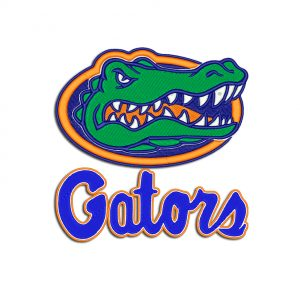 Florida Gators Embroidery