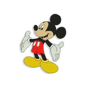 Mickey Mauses Machine embroidery designs