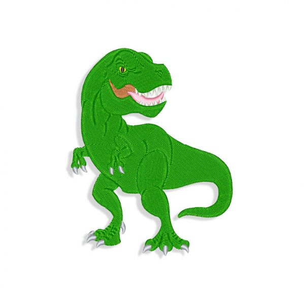 T-Rex Embroidery design