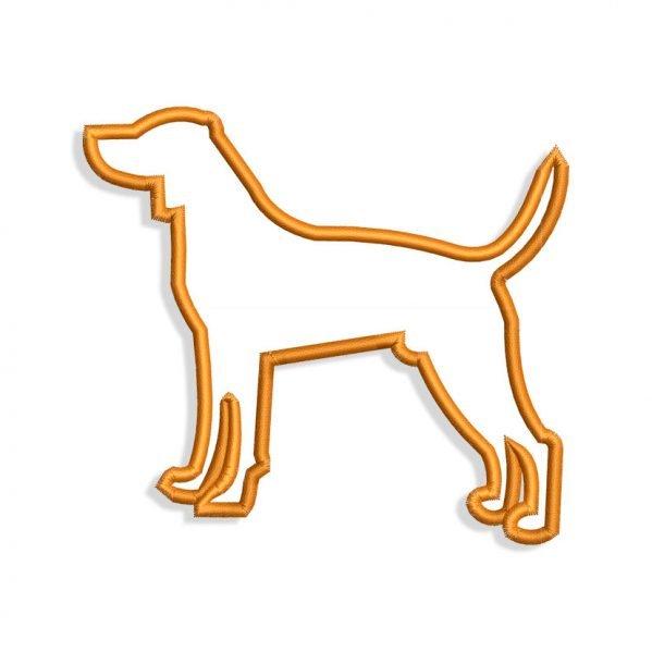 Dog Applique