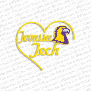 tennessee tech vector