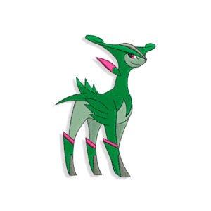 Viridium Pokemon