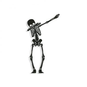 Dab Skeleton