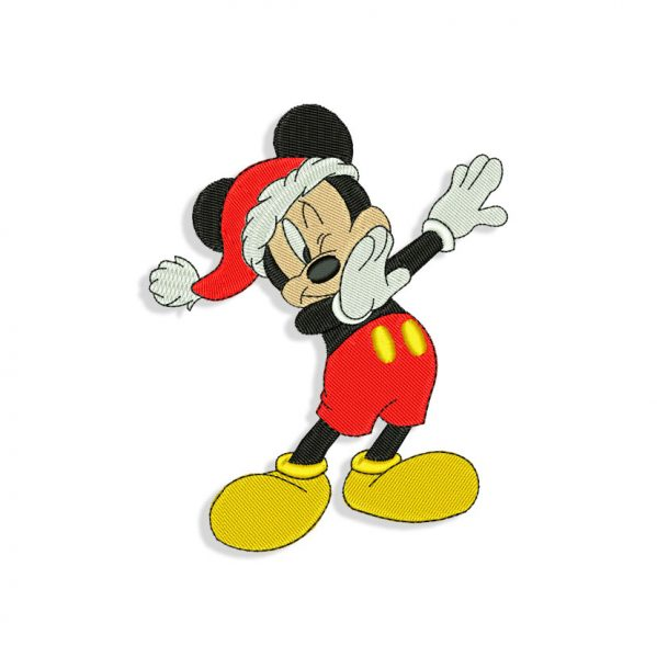 Dab Mickey Mouse