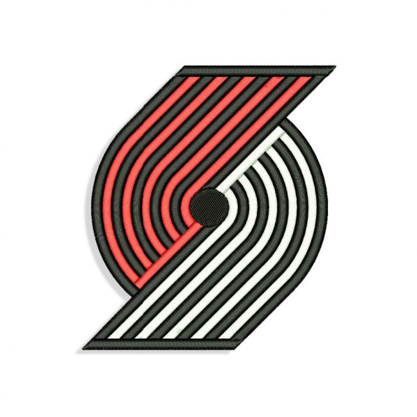 Trail Blazers Embroidery