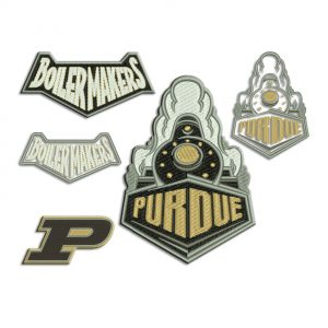 Boilermakers embroidery