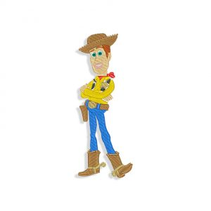 Woody Embroidery