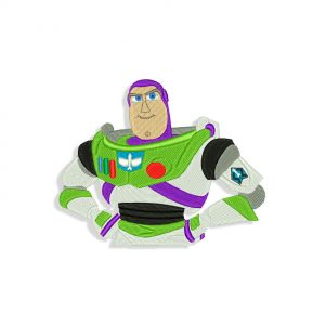 Buzz Lightyear Embroidery