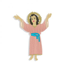 Holy Angel Embroidery
