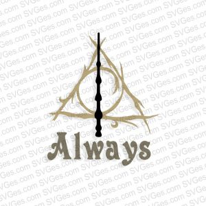 Deathly Hallows svg