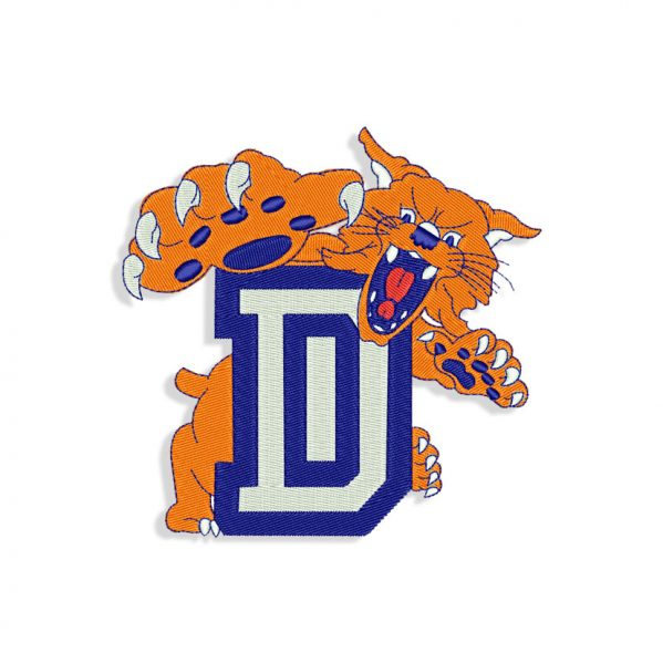 Wildcats D logo