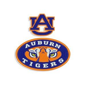 Auburn Embroidery design