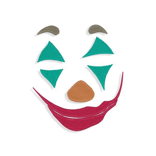 2019 Joker Embroidery design
