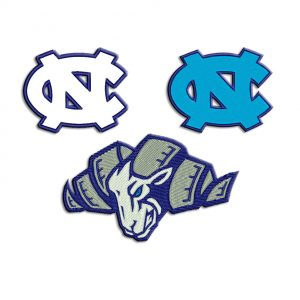 Tar Heels Embroidery design