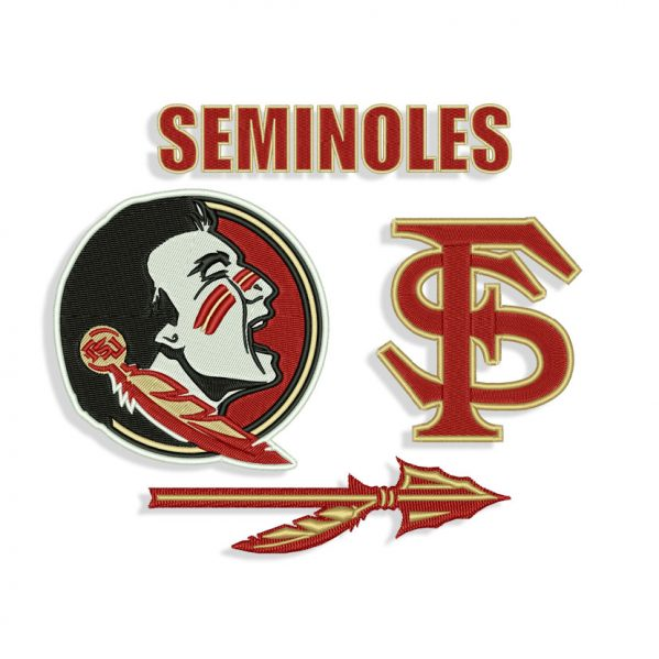 Florida State Seminoles Embroidery design