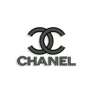 Chanel Embroidery design