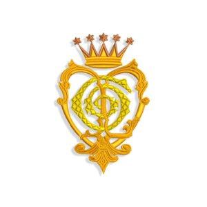 Gilderoy Lockhart logo Embroidery