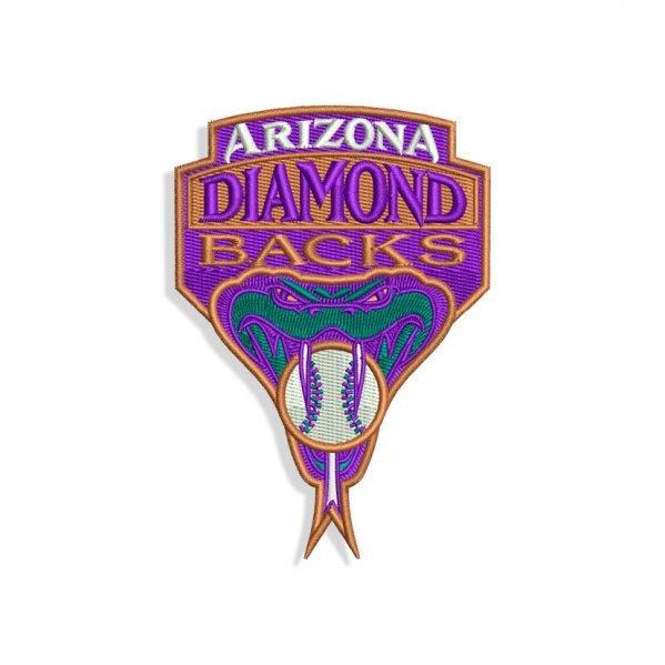 Arizona Diamondbacks Embroidery