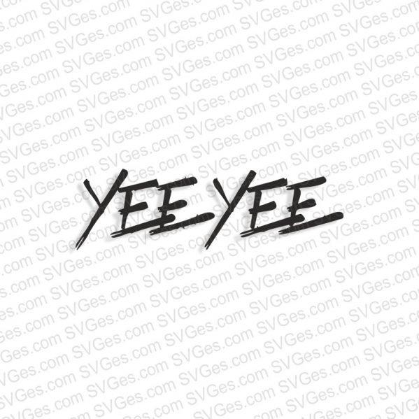 Yee Yee logo SVG