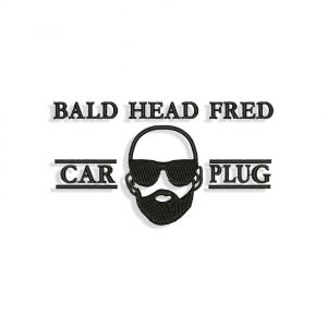 Bald Head Fred Embroidery design