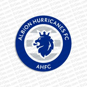 Albion Hurricanes FC SVG files