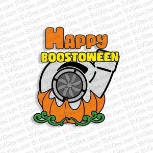 Happy Boostoween halloween SVG files