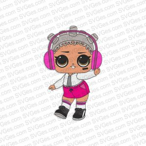 L.O.L Surprise Doll SVG files