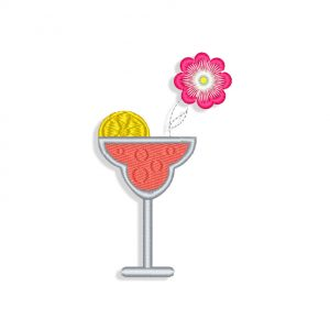 Margarita Embroidery design