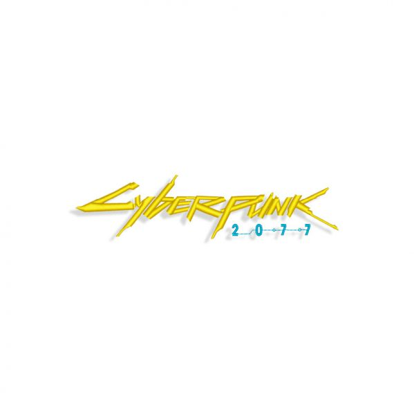 Cyberpunk 2077 Embroidery design