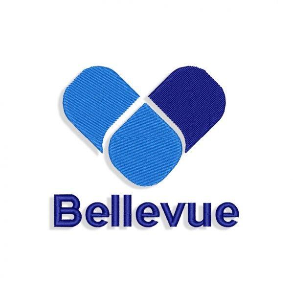 Bellevue Embroidery design