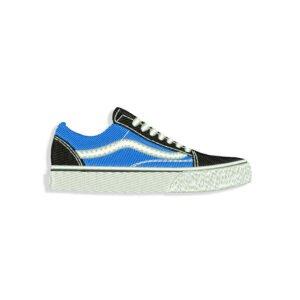 Sneakers Vans Embroidery design