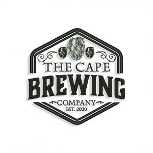 The Cape Brewing Embroidery design