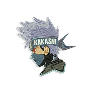 Naruto Embroidery design