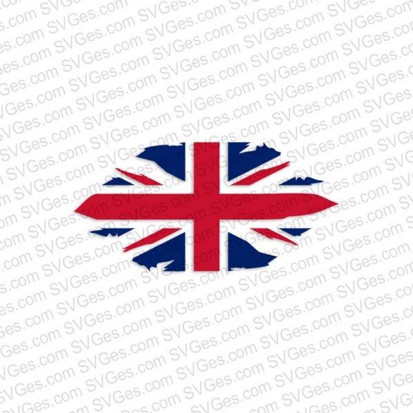 United Kingdom SVG files