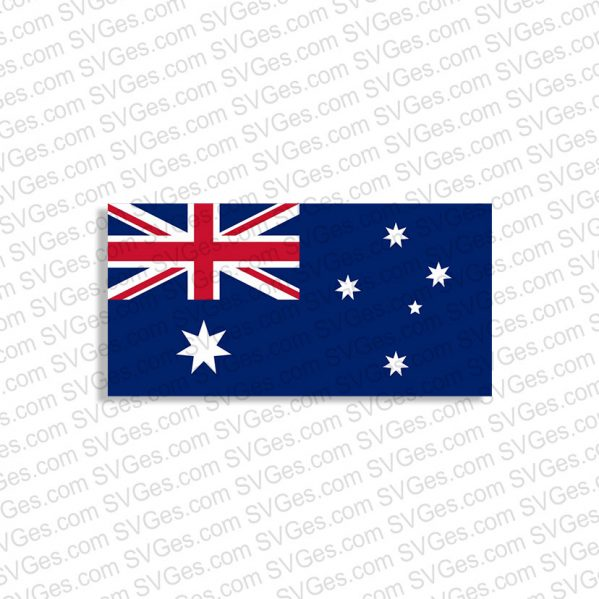 Flag of Australia SVG files