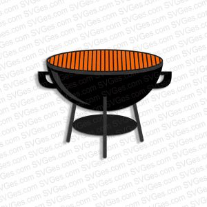 Grill SVG files