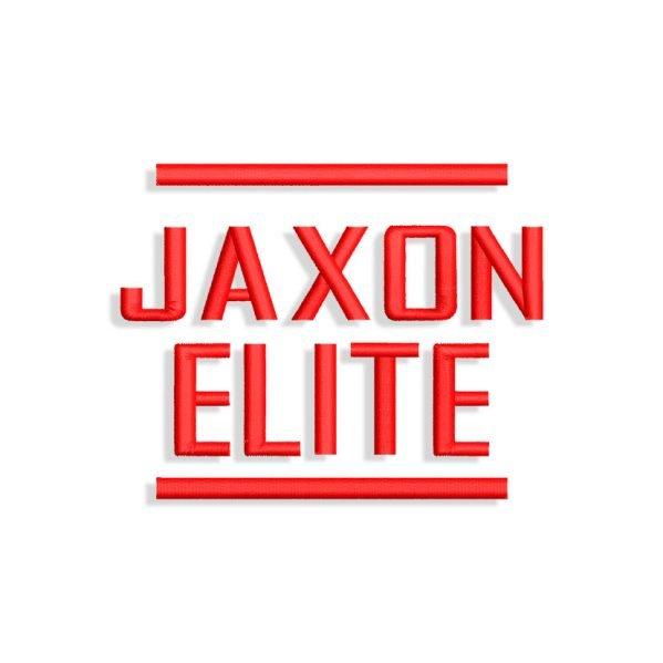 Jaxon Elite Embroidery design